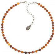 KETTE EARTH, WIND & GLAMOUR, BROWN ANTIQUE SILVER