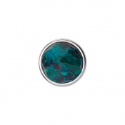 PETITE CHUNK® GEMSTONE FACETTED PERUVIAN TURQUOISE