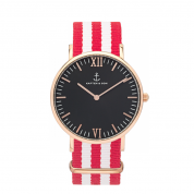UHR CAMPUS ROSÉ BLACK, CHERRY