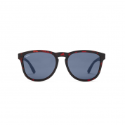 SONNENBRILLE SOHO MATT TORTOISE, BLUE MIRRORED (L)