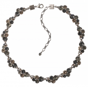 KETTE PETIT GLAMOUR, GREY ANTIQUE SILVER