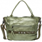 TASCHE RAW ROMANCE SHOPPER STAPLES, SAGE