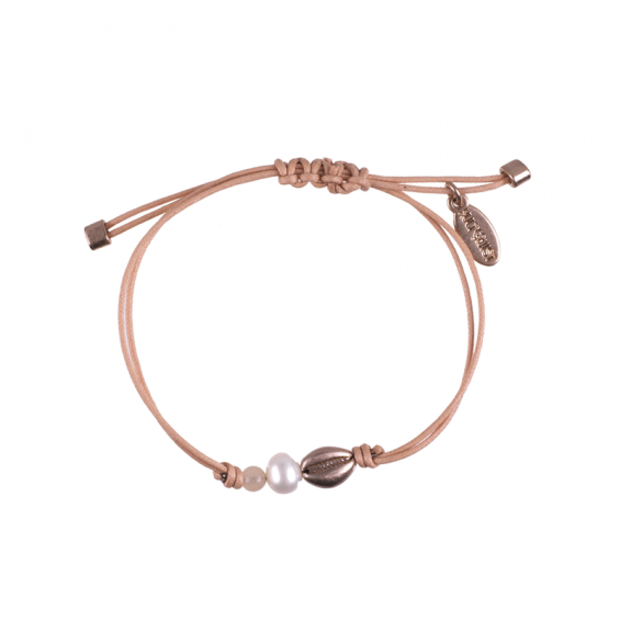 ARMBAND UNDER THE WAVES, ROSÉGOLD