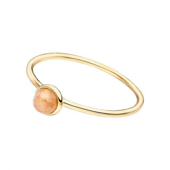 RING STACKING PEACH MONDSTEIN, GOLD